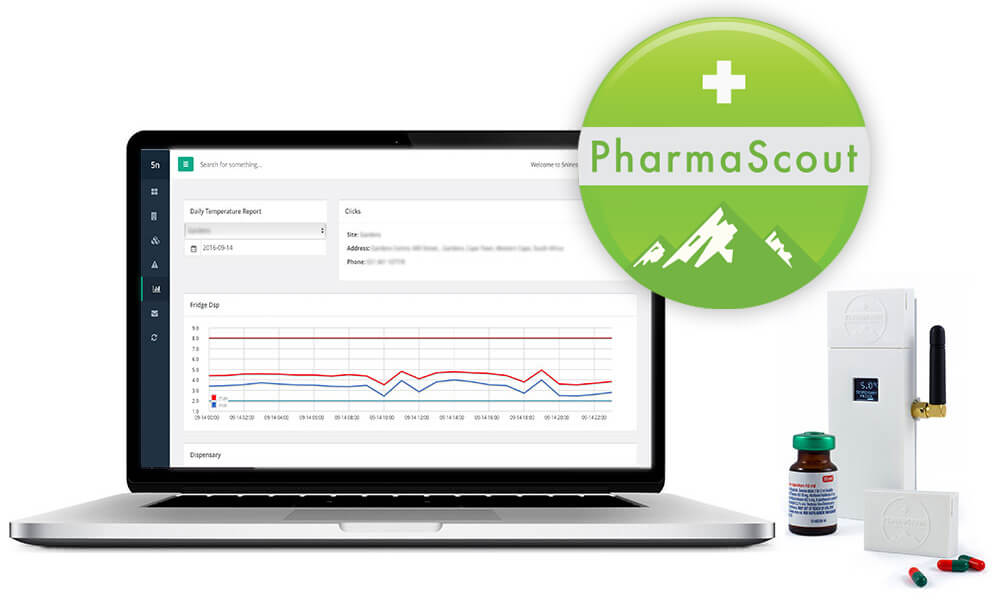 PharmaScout Solution